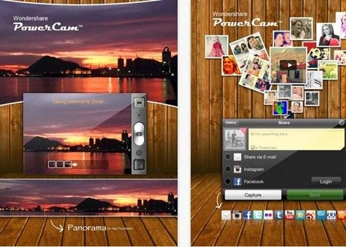powercam hd for ipad 3