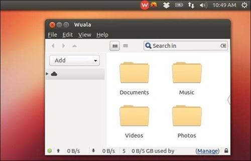 waula for linux