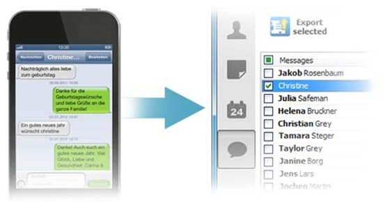 How to Backup and Restore iPhone 5 SMS on Windows & Mac