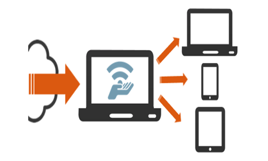 How to Turn your PC or Laptop into a real Wi-Fi Hotspot using Dongle