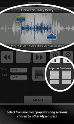 myxer for android