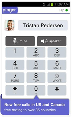 pinger for android