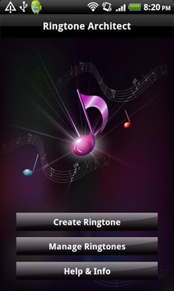 ringtone architect for android