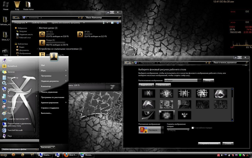 35 Best Custom Themes For Windows 7 Free Download Deviantart