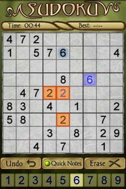 sudoku for android