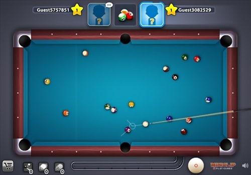 8 ball Pool Multiplayer online