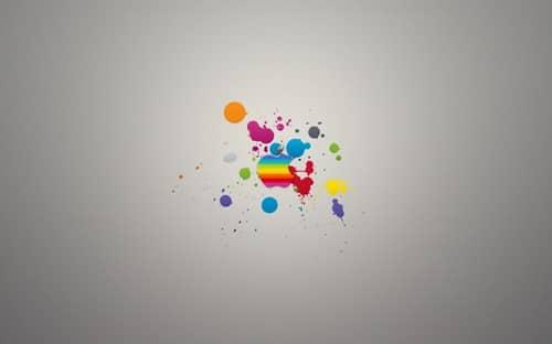 Apple Mac OS X Lion Clean Wallpaper