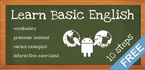Basic English Teacher for android
