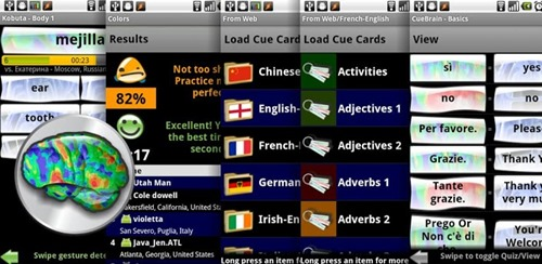 CueBrain for android
