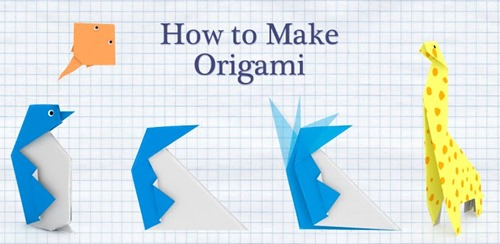 How to Make Origami for android
