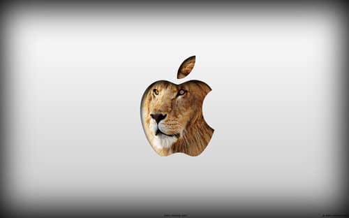 Mac-OS-X-Lion-Wallpaper- Minimalist Wallpaper