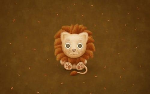 Mac OS X Lion Wallpapers- Cute Club