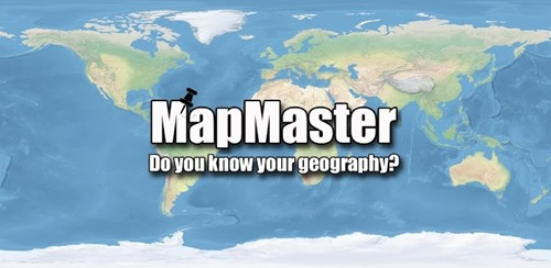MapMaster – Geography game for android