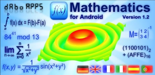 Mathematics for android