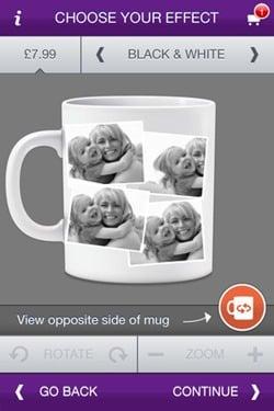 Photo Mug App for iPhone 3 - Copy