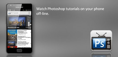 Photoshop Tutorials – Free for android