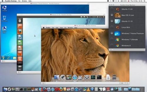 Play Windows games on a Mac with Parallels Desktop 8