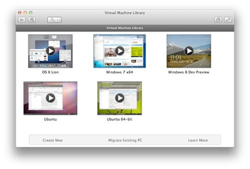 Play Windows games on a Mac with VMware Fusion 5