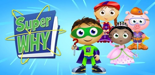 Super Why! for android