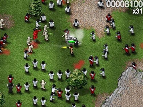boxhead zombie war online