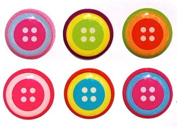 button home button stickers
