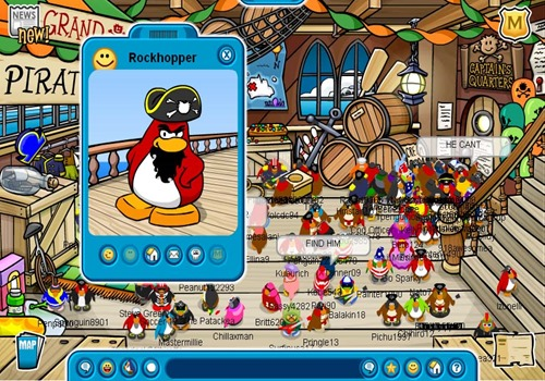 club-penguin online