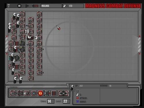 madness combat defense online