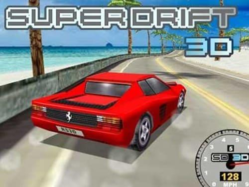 super-drift-3d racer