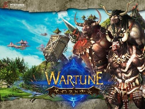 wartune yahoo online game