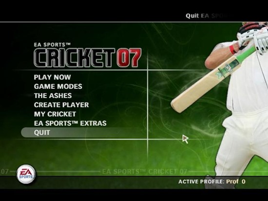 EA Sports Cricket 2007b