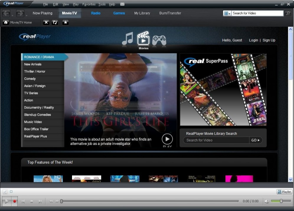all in one video player software free download