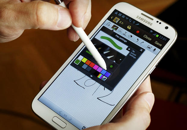 Samsung Galaxy Note 2 Applications