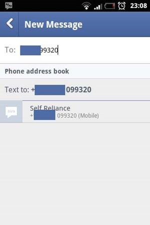 Text from Facebook Messenger2