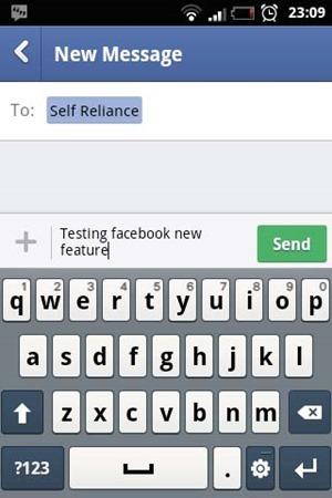 Text from Facebook Messenger3