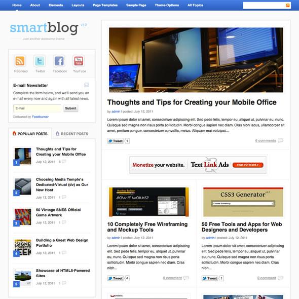Smartblog for WordPress