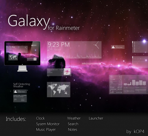 Galaxy Suite