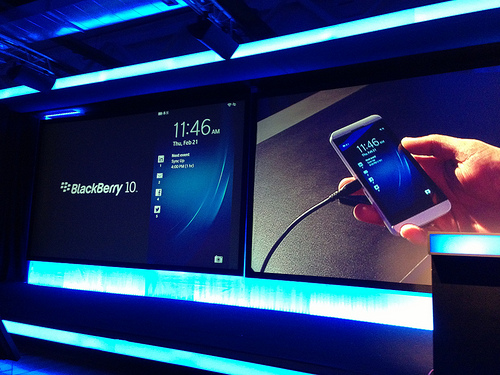 How to Turn Your BlackBerry into a Mass Storage Device