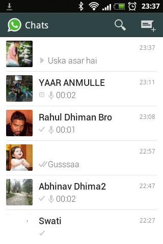 Whatsapp Friends
