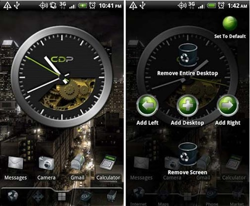 Crazy Home Launcher