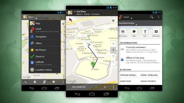 Navigation App for Android