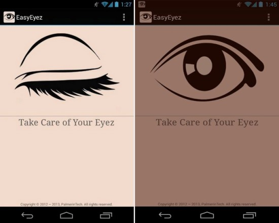 EasyEyez for Android