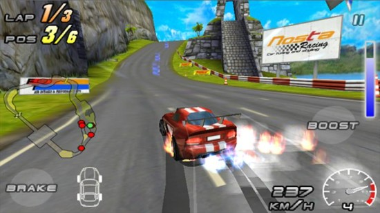 Raging Thuner 2 HD