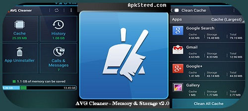 AVG Cleaner – Memory & Storage