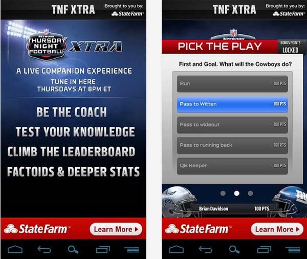 NFL TNF Xtra