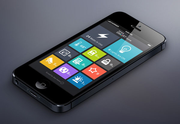 iPhone Smart Home