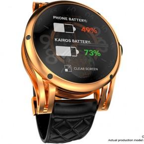 Kairos gold watch