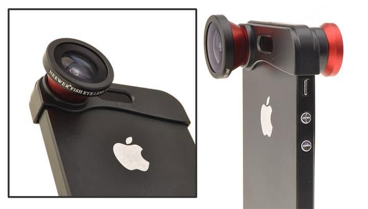 Fish Eye Lens iphone