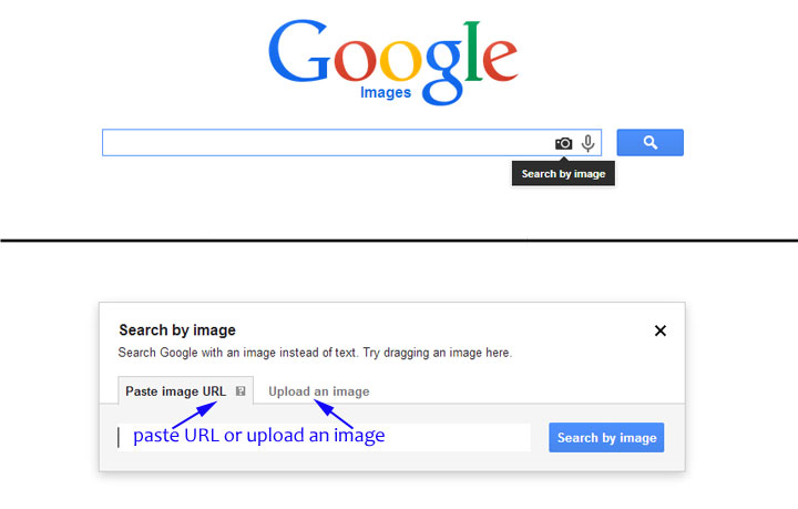 Search Google Images