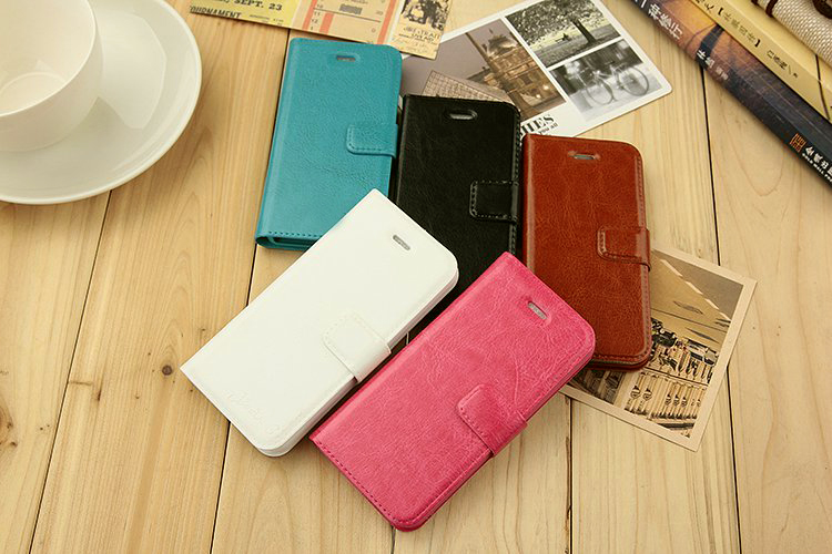 iPhone 5 leather cases