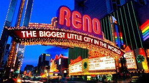 Reno... it's a magnetic city, really...